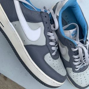 2004 Nike Air Force 1's Low Euro Exclusive